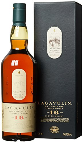 Lagavulin Islay Malt Whisky 16 Jahre
