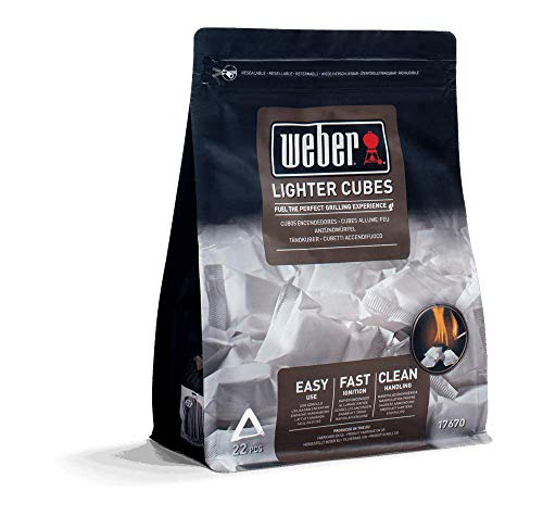 Weber Anzündwürfel, 24 Stück