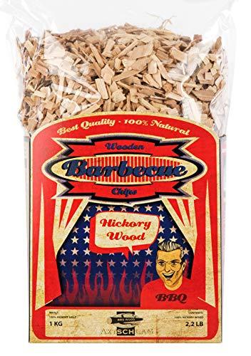 Axtschlag Räucherchips Hickory 1 kg