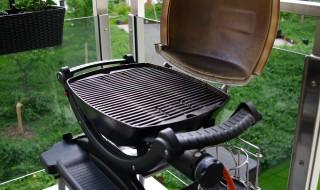 Weber Elektrogrill Q1400 Test : Grillumbau vom weber q zum weber q testberichte chefgrill
