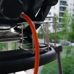 Weber Q100 Gaskartuschenhalterung