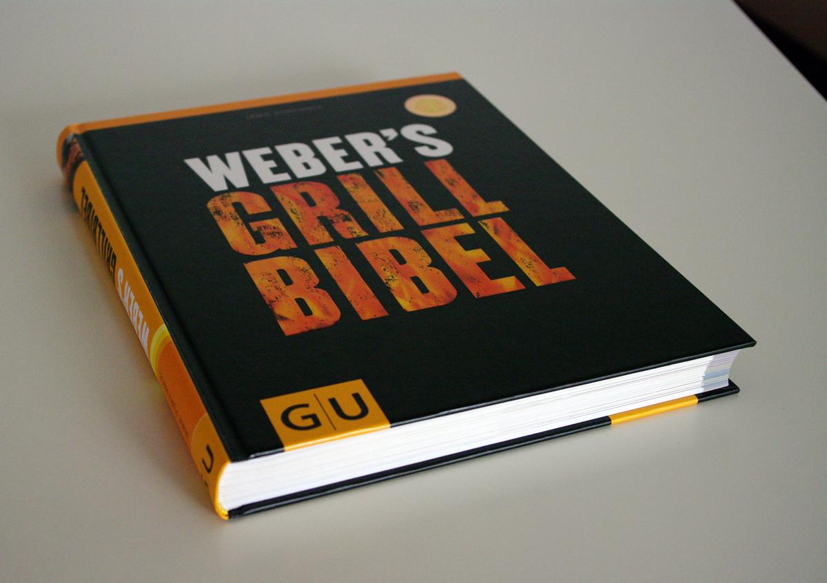 weber grillbibel chefgrill. Black Bedroom Furniture Sets. Home Design Ideas