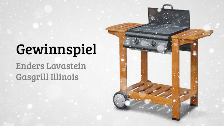 gewinnspiel enders lavastein gasgrill illinois chefgrill. Black Bedroom Furniture Sets. Home Design Ideas