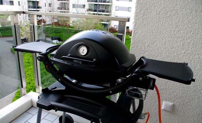Weber Q120