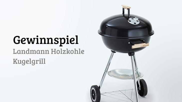 Landmann Holzkohlegrill Indirekt : Gewinnspiel landmann holzkohle kugelgrill chefgrill