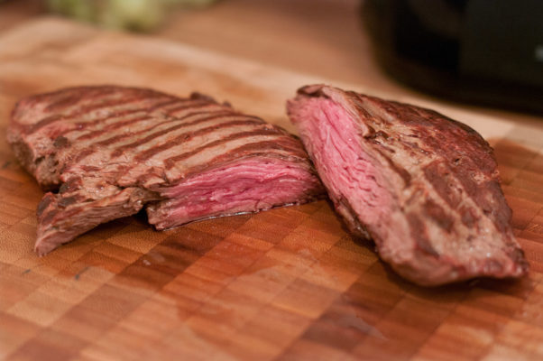 Weber Holzkohlegrill Steak : Flank steak grillen grillrezepte chefgrill